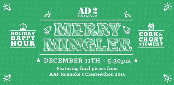 Merry MIngler — Ad2 Roanoke